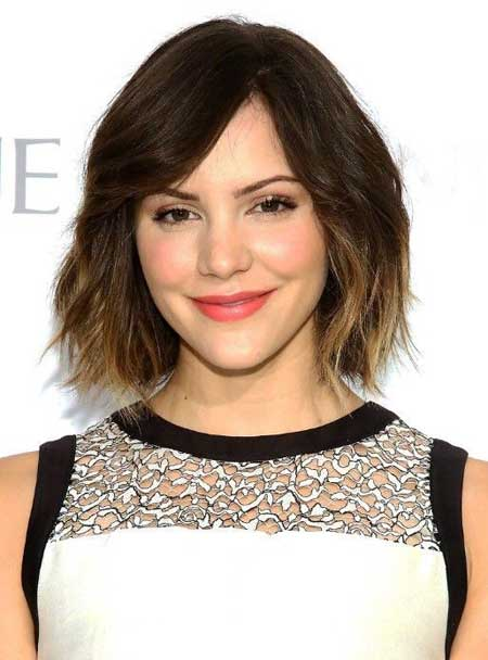 New Short Celebrity Haircuts 2013-10