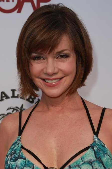 New Short Celebrity Haircuts-Bobbie Eakes