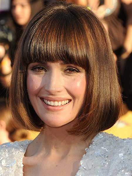 New Short Celebrity Haircuts-Rose Byrne