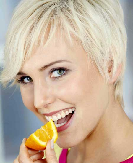 Pictures of Blonde Short Hairstyles-2