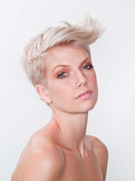 Pictures of Blonde Short Hairstyles-4