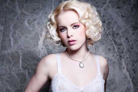 Pictures of Blonde Short Hairstyles-5