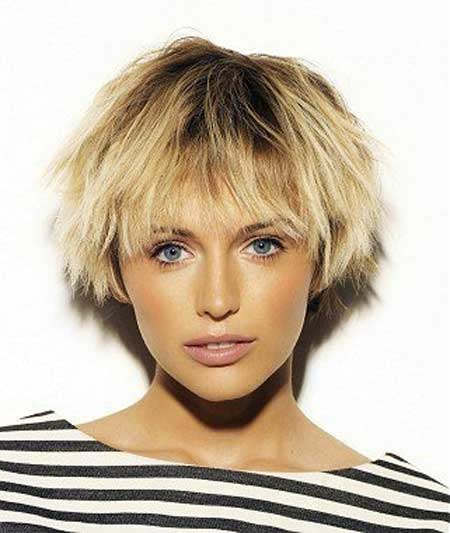 Pictures of Blonde Short Hairstyles-9