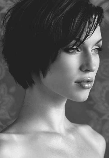 Short Haircfuts for Straight Hair-5