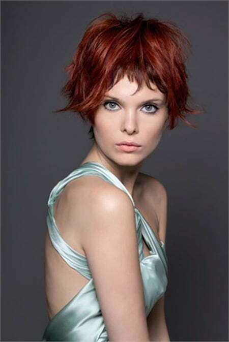 Short Haircut and Color Ideas-11