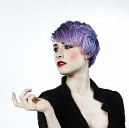 Short Haircut and Color Ideas-8