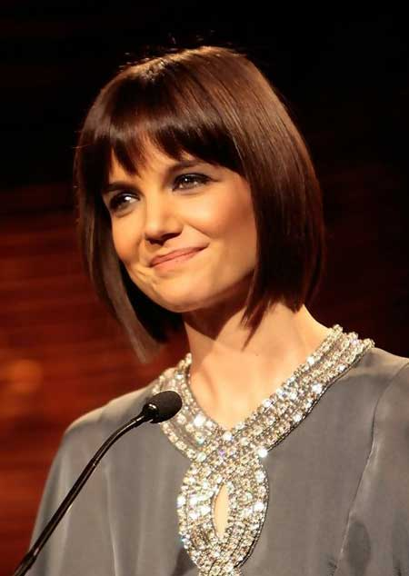 Short Straight Hairstyles 2013-10