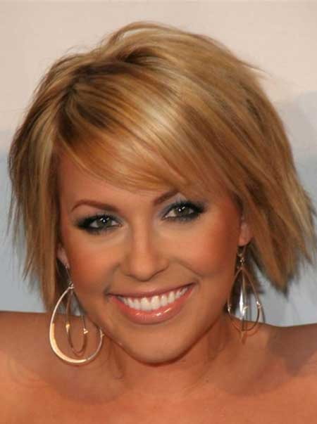 Short Straight Hairstyles 2013-14