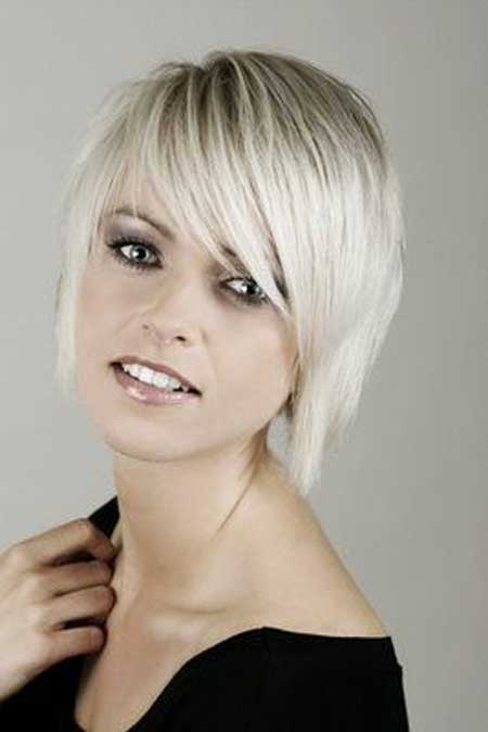 Short Straight Hairstyles 2013-3