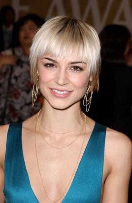 Short Straight Hairstyles 2013-6