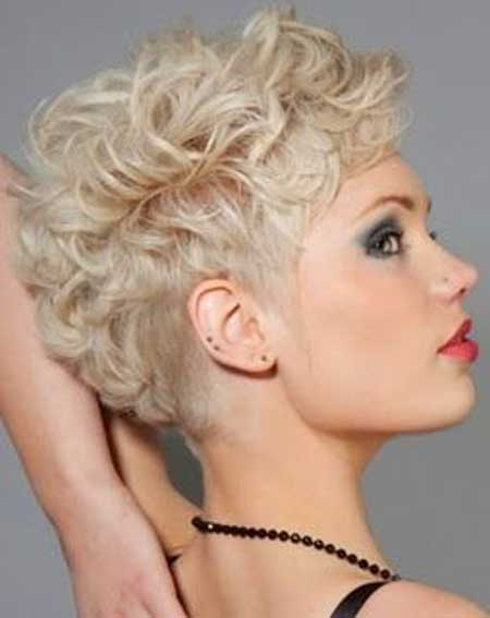 Short Trendy Curly Haircuts-13