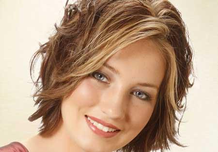 Short Wavy Haircuts 2013-4