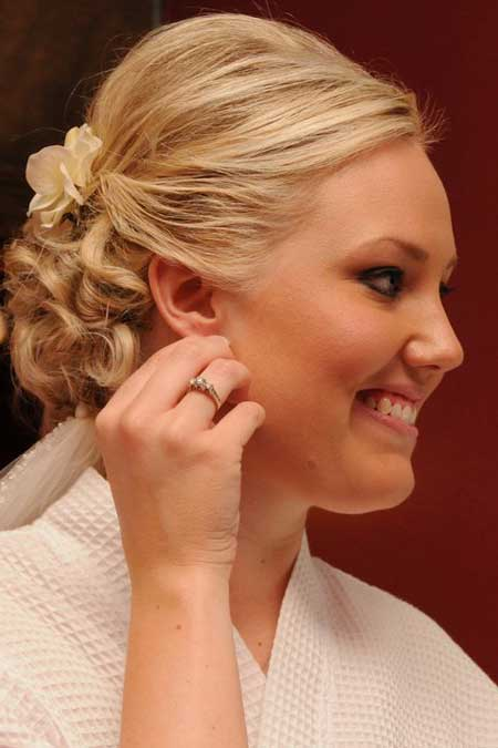 Short Wedding Hairstyles for 2013-5