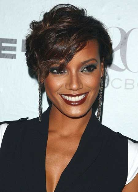 Short african american hairstyles 2013