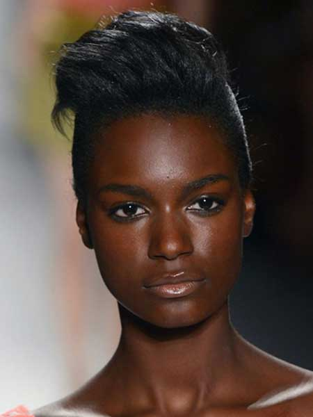 2013 short hair trends for black women