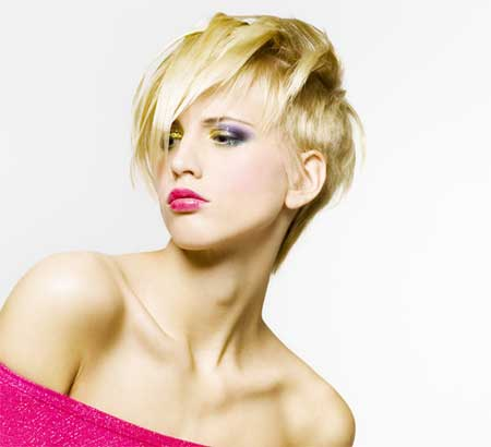 Super Short Blonde Haircuts-7