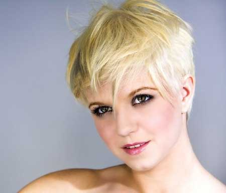 Super Short Blonde Haircuts-8