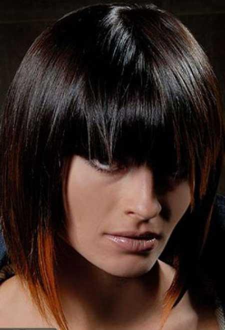 2013 Hair Colors for Short Hair-12