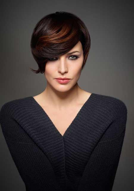 2013 Hair Colors for Short Hair-7