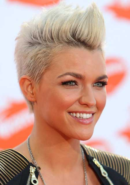 2013 Short Blonde Hairstyles-1