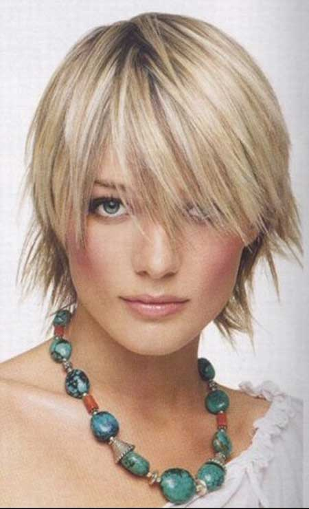 2013 Short Blonde Hairstyles-6