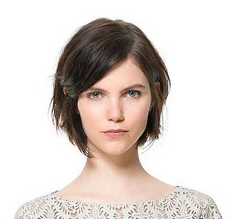 Beautiful Trendy Short Haircuts-13