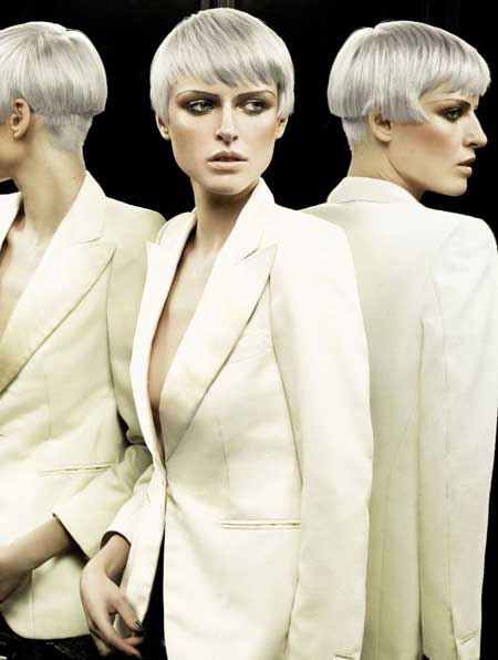 Beautiful Trendy Short Haircuts-21