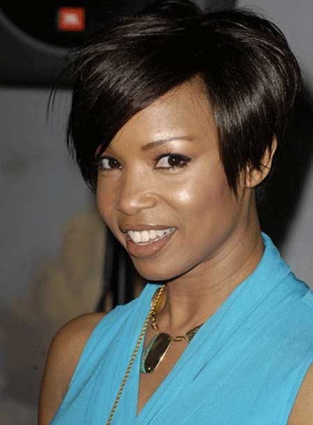 Best Short Hairstyles for Black Women-9