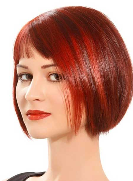 Best Short Straight Hairstyles-12