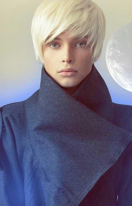 Boyishly Awesome Short Blonde Hairstyle