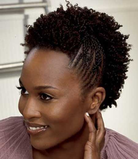 Remarkable Best Short Hairstyles For Black Women Short Hairstyles 2016 Hairstyles For Women Draintrainus