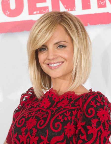 Gorgeous Blond Bob Hairstyle