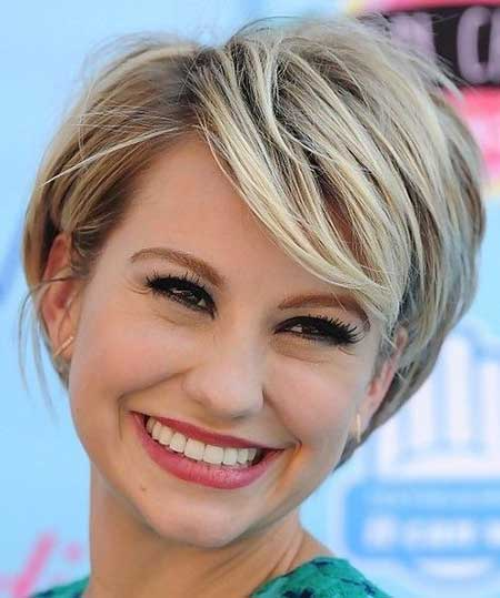 Swell Cute Short Hair Ideas Short Hairstyles 2016 2017 Most Hairstyle Inspiration Daily Dogsangcom