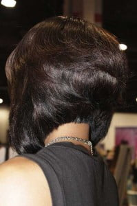 Short Hair Weaves For Black Women