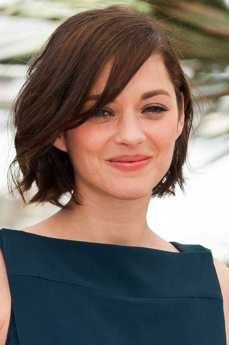 Cute celebrity short hairstyles