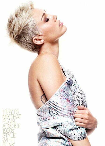 Celebrity Short Cuts 2013