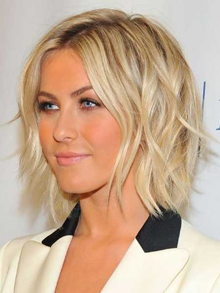Short sassy haircuts for wavy hair