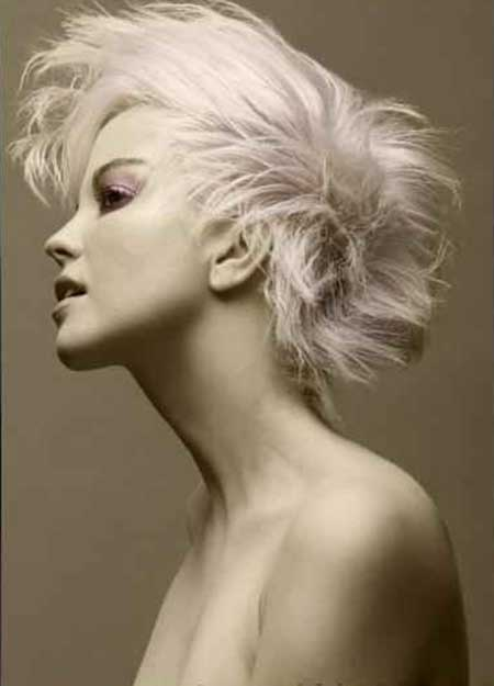 Sassy and audacious Short Hairstyle