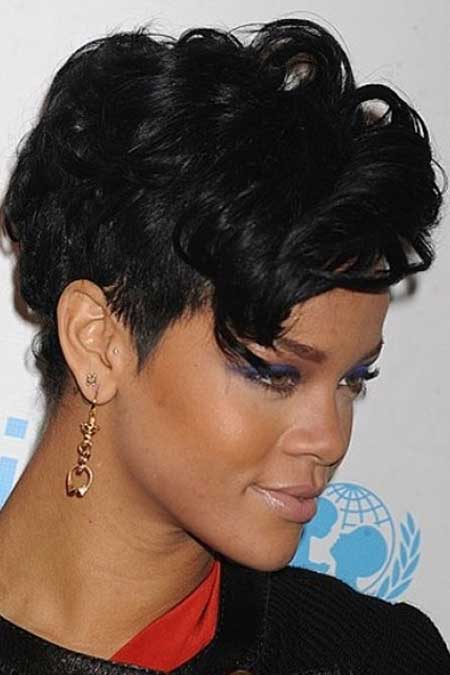 Short Hair Styles for Curly Hair-12
