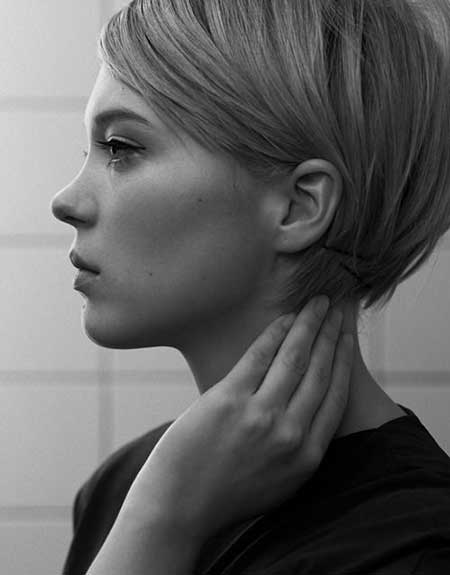 Short Nifty Hairstyle