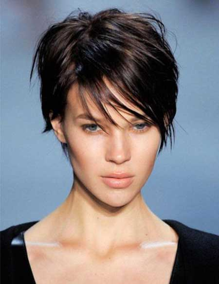 Trendy short brown hair short hairstyles 2016 2017 most pics of trendy short haircuts urmus Gallery
