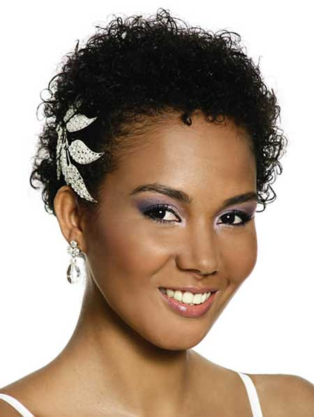 Short Wedding Hairstyles for 2013-8