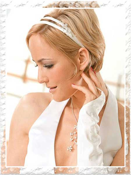 Short Wedding Hairstyles for 2013-9