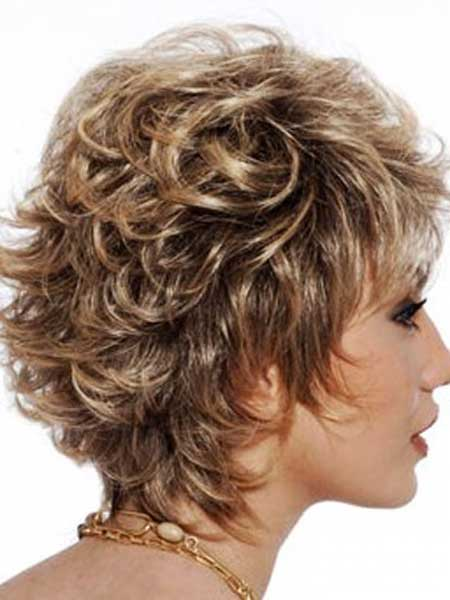 Short Cuts for Curly Hair Short Hairstyles 2016 2017