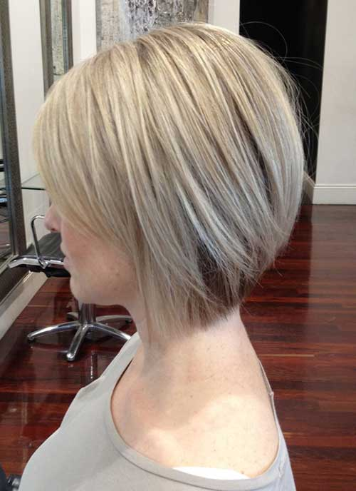 Surprising Beautiful Bob Hairstyles Short Hairstyles 2016 2017 Most Hairstyles For Women Draintrainus