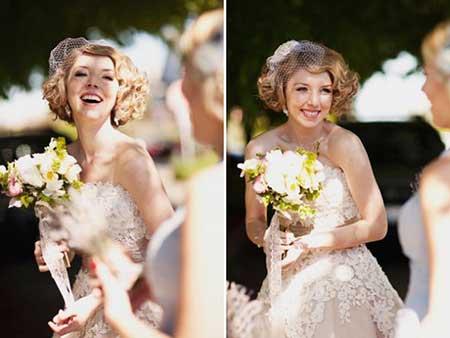 Cool Short Bridal Hair Styles Short Hairstyles 2016 2017 Most Short Hairstyles Gunalazisus