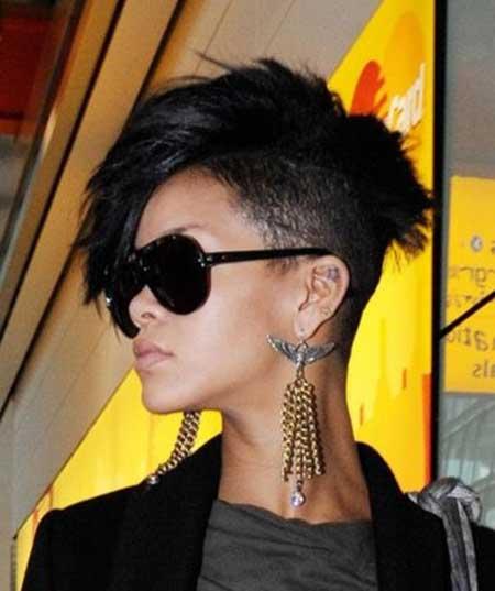 Tremendous Cool Short Haircuts For Black Women Short Hairstyles 2016 2017 Short Hairstyles For Black Women Fulllsitofus