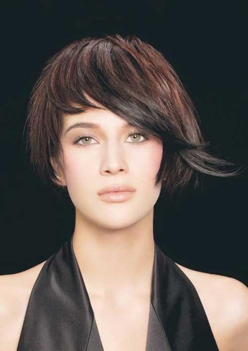 2013 New Short Hair Styles-14