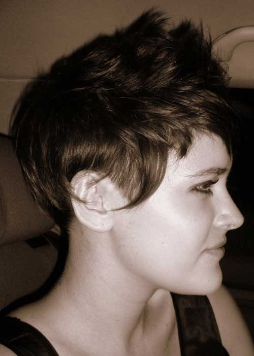 2013 New Short Hair Styles