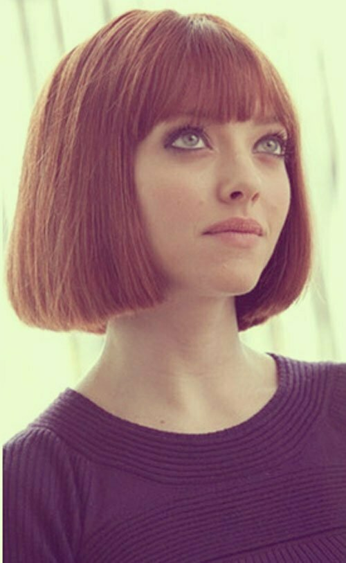 2013 Short Bob Hairstyles for Women-5